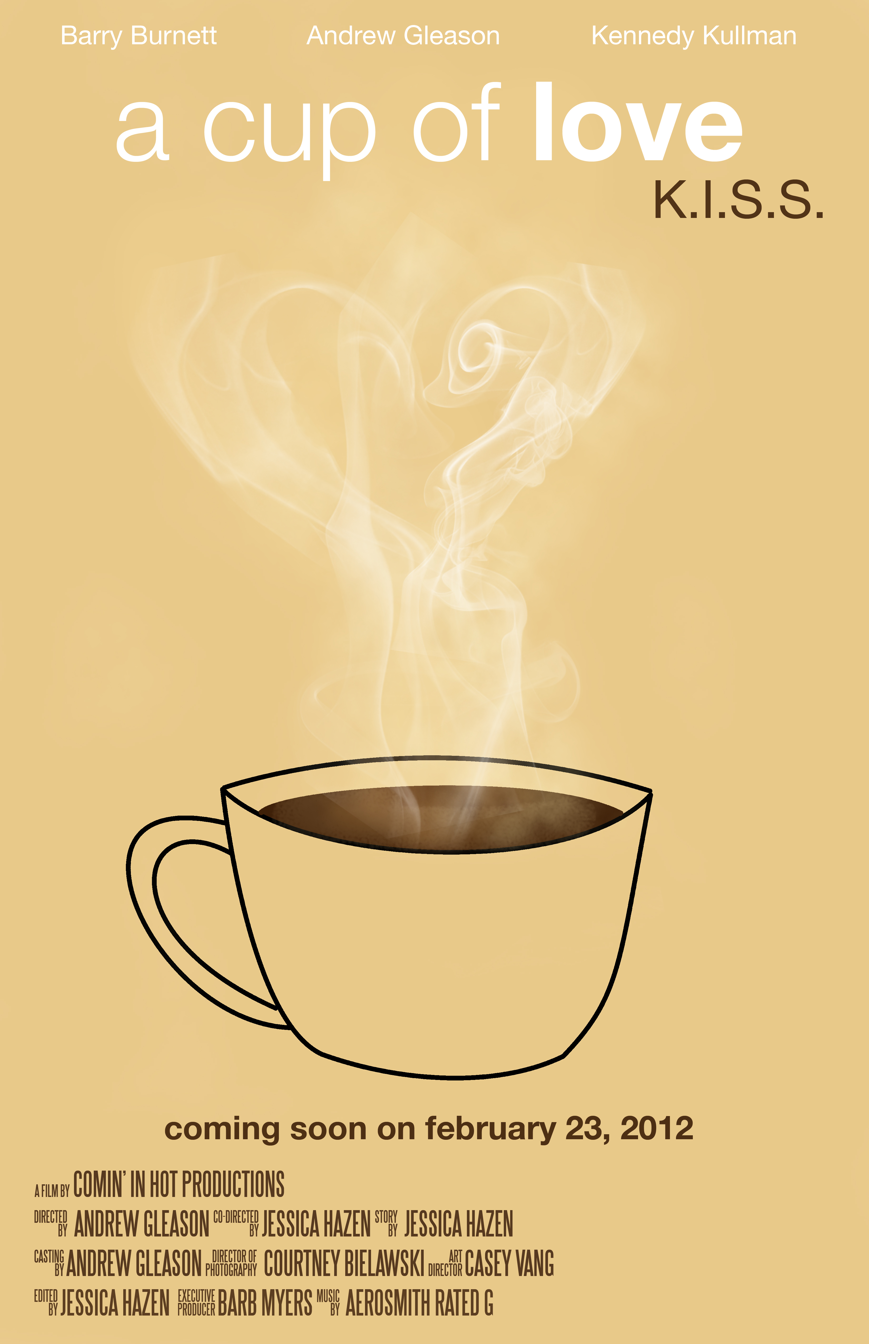 a cup of love movie poster  u00ab cal u2019s five minute film festival